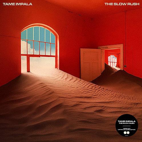 TAME IMPALA 2xLP The Slow Rush (Limited Edition Cream Coloured Vinyls)