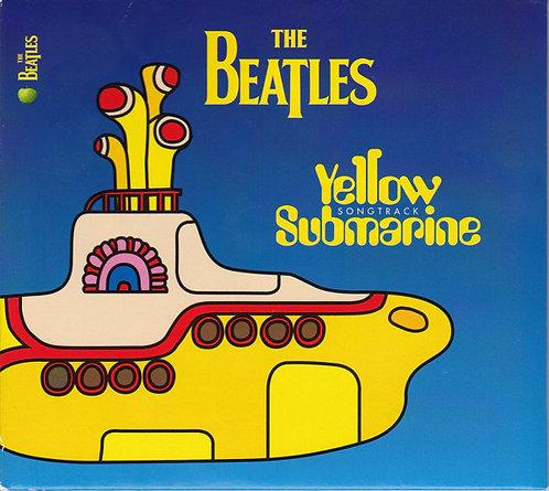 BEATLES CD Yellow Submarine Songtrack (Remastered)