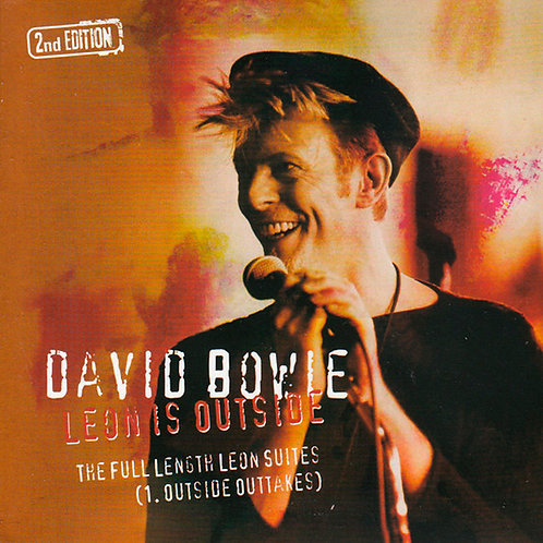 DAVID BOWIE CD Leon Is Outside - The Full Length Leon Suites (2nd Edition)