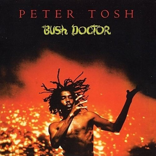 PETER TOSH CD Bush Doctor (Remastered)