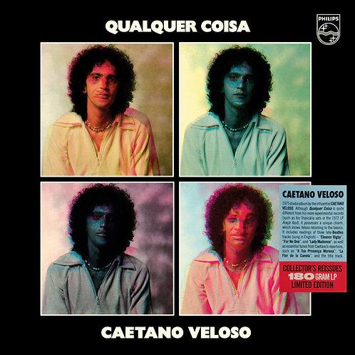 CAETANO VELOSO LP Qualquer Coisa