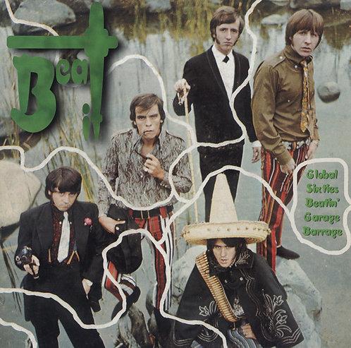VARIOS LP Beat It (Global Sixties Beatin' Garage Barrage)