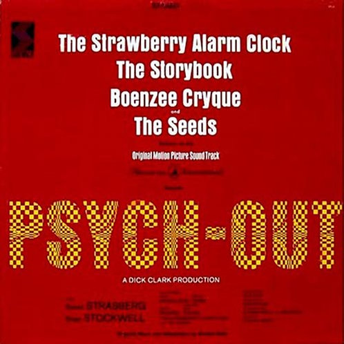 OST  LP Psych-Out (Psychedelic Cult Soundtrack)