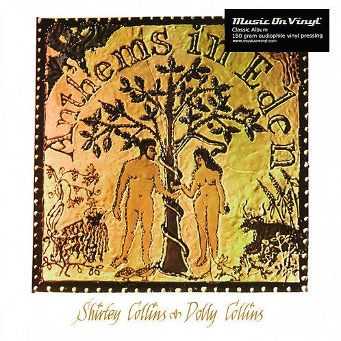 SHIRLEY COLLINS & DOLLY COLLINS LP Anthems In Eden (180 gram audiophile vinyl)