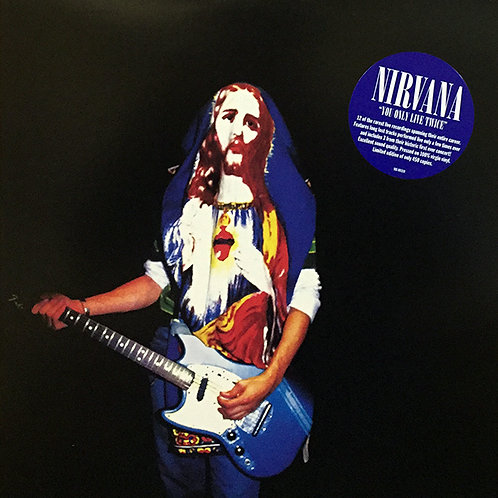 NIRVANA LP You Only Live Twice