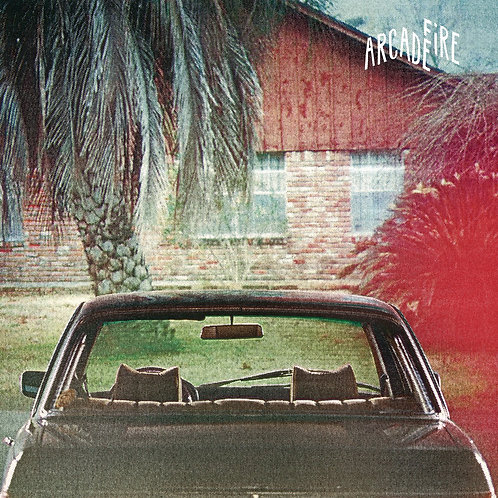 ARCADE FIRE 2xLP The Suburbs