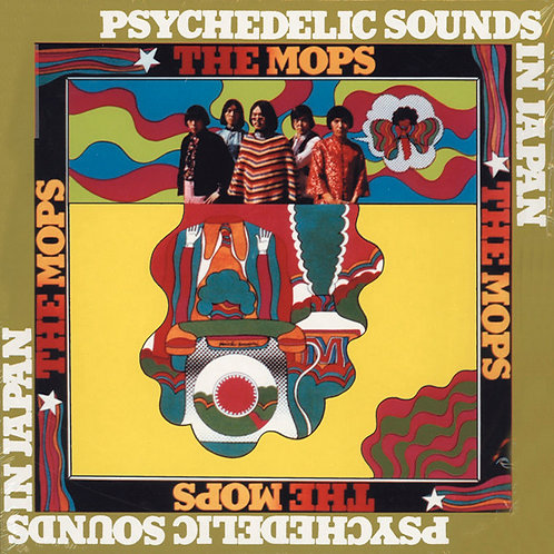 THE MOPS LP Psychedelic Sounds In Japan