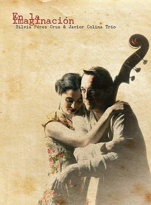 SILVIA PEREZ CRUZ CD+DVD En La Imaginación (Edición Especial Con Bonus Tracks)