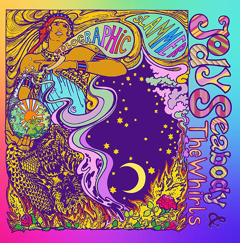JODY SEABODY AND THE WHIRLS LP Holographic Slammer