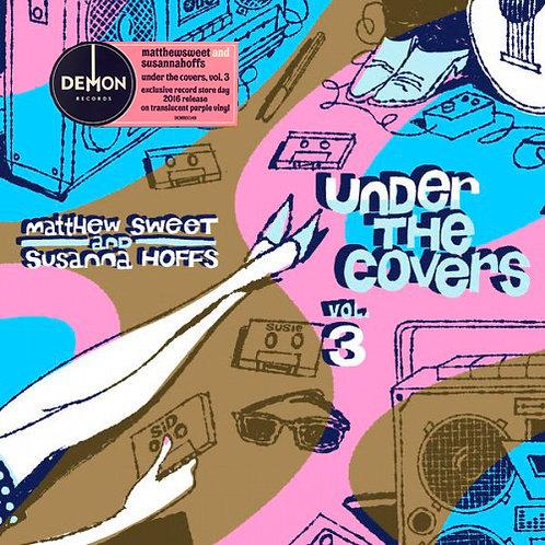 MATTHEW SWEET AND SUSANNA HOFFS 2xLP Under The Covers Vol. 3 (RSD 2016)