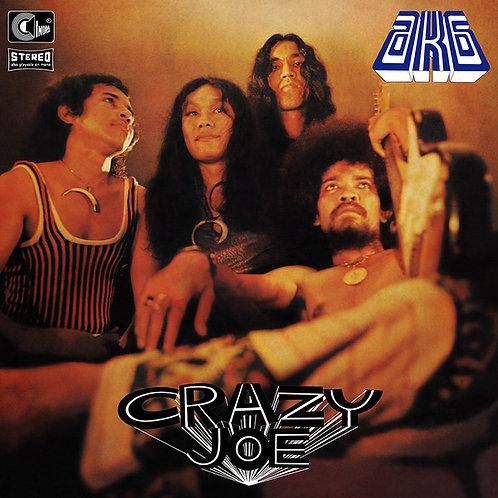 AKA CD Crazy Joe (Indonesian Psychedelic Rock)