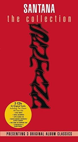 SANTANA BOX SET 3xCD The Collection Santana / Abraxas / Santana 3