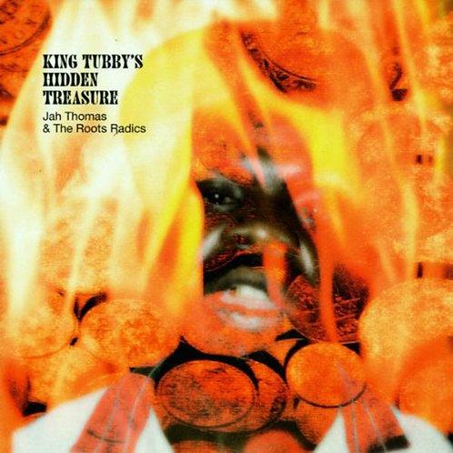JAH THOMAS CD King Tubby's Hidden Treasure