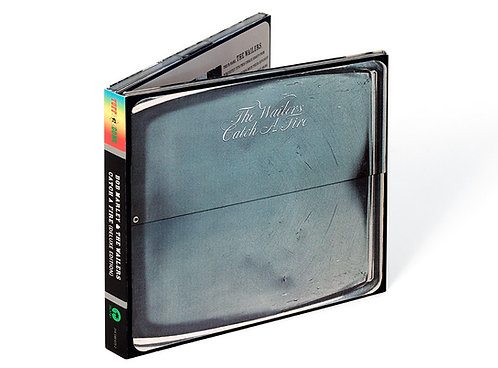 BOB MARLEY & THE WAILERS 2xCD Catch A Fire (Deluxe Edition)