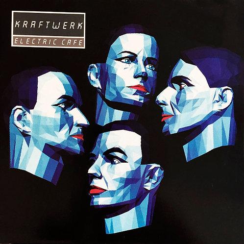 KRAFTWERK LP Electric Cafe
