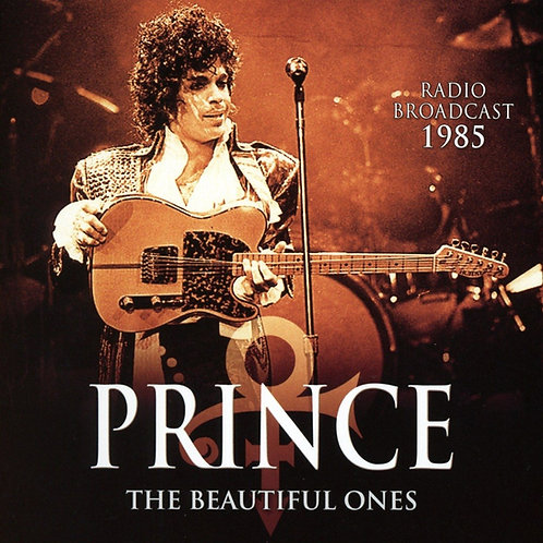 PRINCE CD The Beautiful Ones