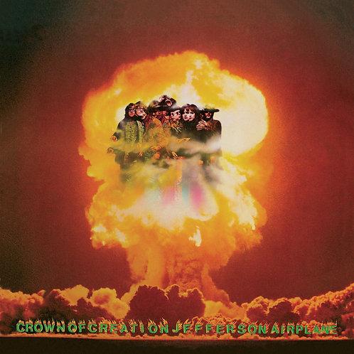 JEFFERSON AIRPLANE LP Crown Of Creation (180 Gram Audiophile Orange Vinyl)