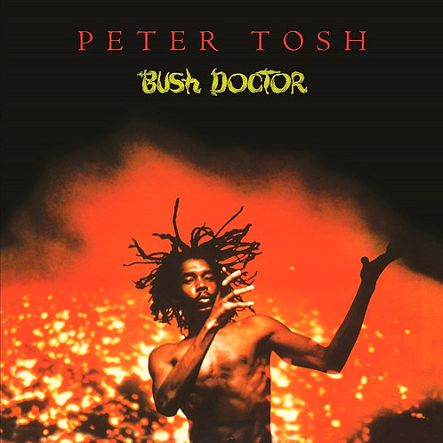 PETER TOSH LP Bush Doctor (Remastered)