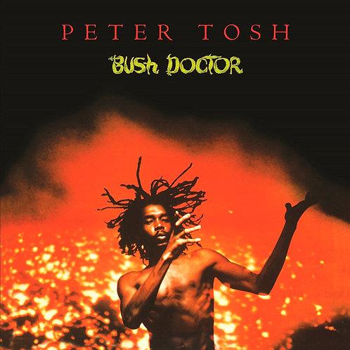 PETER TOSH LP Bush Doctor (Remastered)