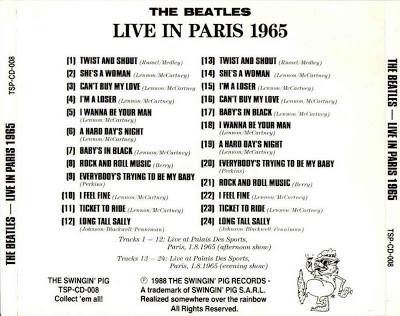 The Beatles Live In Paris 1965 TSP Back.jpg