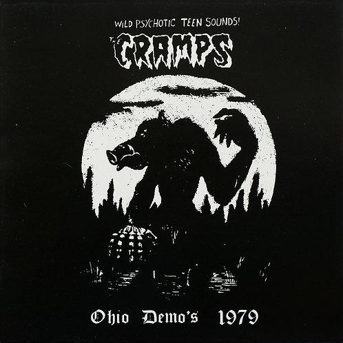 THE CRAMPS LP Ohio Demo's 1979