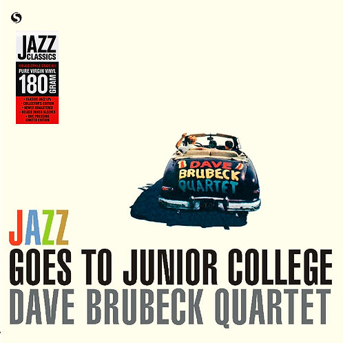 DAVE BRUBECK QUARTET LP In San Francisco (180 Gram Audiophile Vinyl)