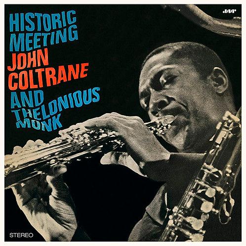 JOHN COLTRANE LP John Coltrane and Thelonious Monk
