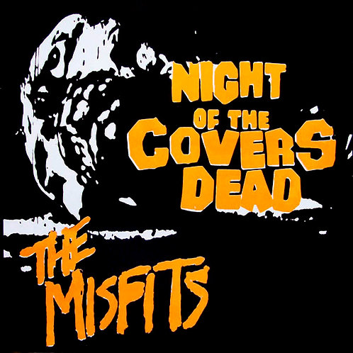 "VARIOS 10"" Night Of The Covers Dead (Misfits)"