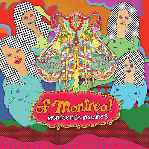 OF MONTREAL 2xLP Innocence Reaches (Blue Coloured Vinyl)