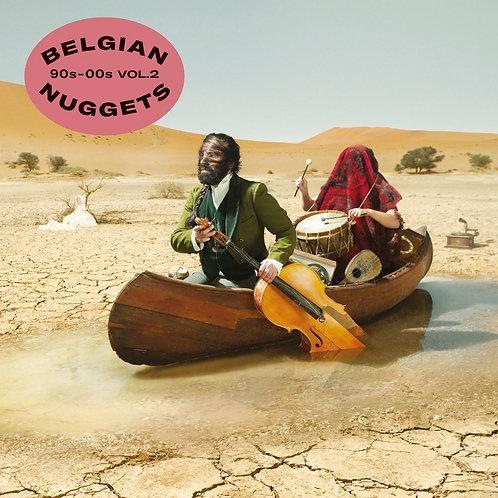 VARIOS 2XLP Belgian Nuggets 90s-00s, Vol. 2