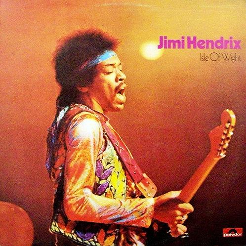 JIMI HENDRIX CD Isle Of Wight