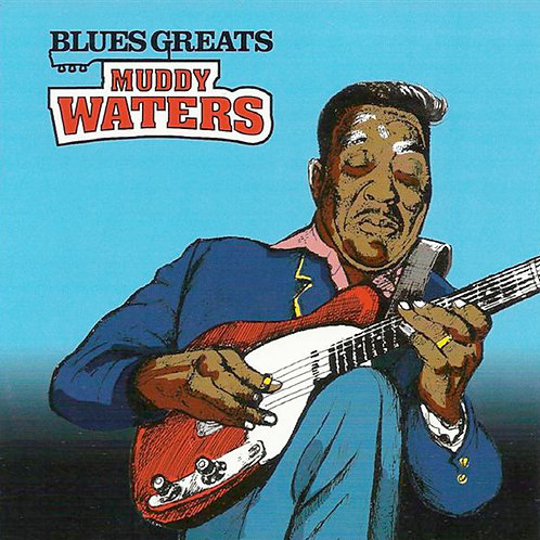 MUDDY WATERS CD Blues Greats