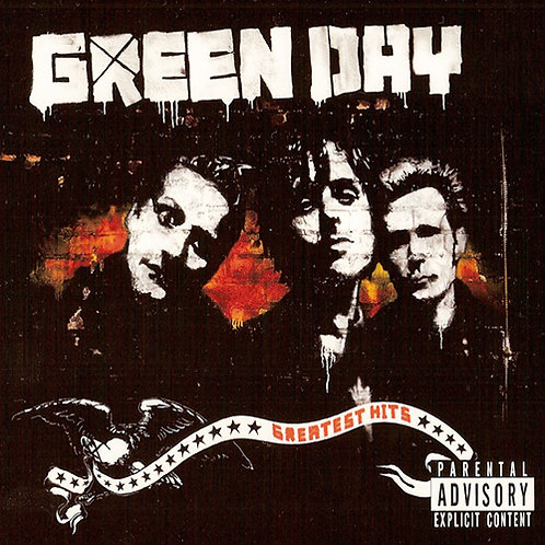 GREEN DAY 2xCD Greatest Hits (Import Digipack)