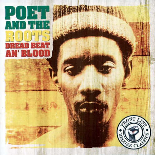 POET AND THE ROOTS CD Dread Beat An' Blood