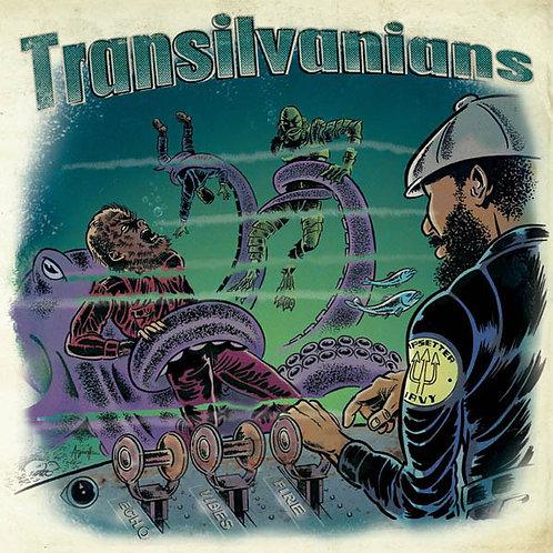 TRANSILVANIANS LP+CD Echo, Vibes & Fire