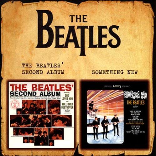 BEATLES CD Second Album / Something New