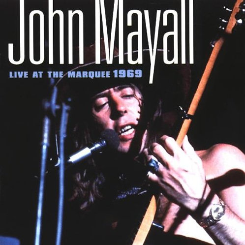 JOHN MAYALL CD Live At The Marquee 1969