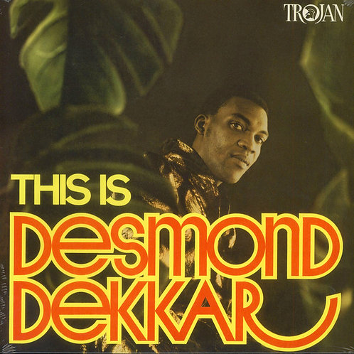 DESMOND DEKKER LP This Is Desmond Dekkar