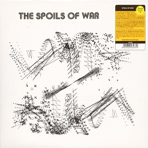 SPOILS OF WAR 2xLP+EP (Pop-up gimmick cover)