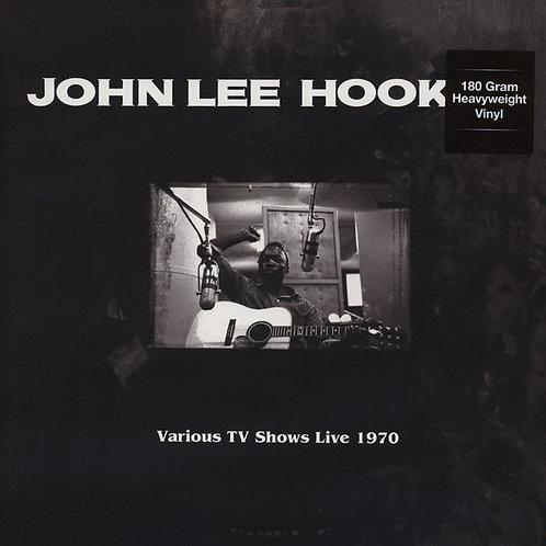 JOHN LEE HOOKER LP It Various TV Shows Live 1970
