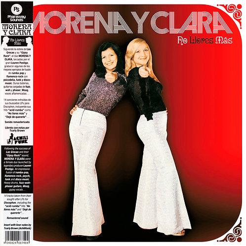 MORENA Y CLARA LP No Llores Más