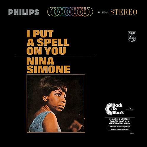 NINA SIMONE LP I Put A Spell On You