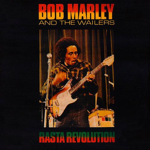 BOB MARLEY & THE WAILERS LP Rasta Revolution + Bonus Tracks