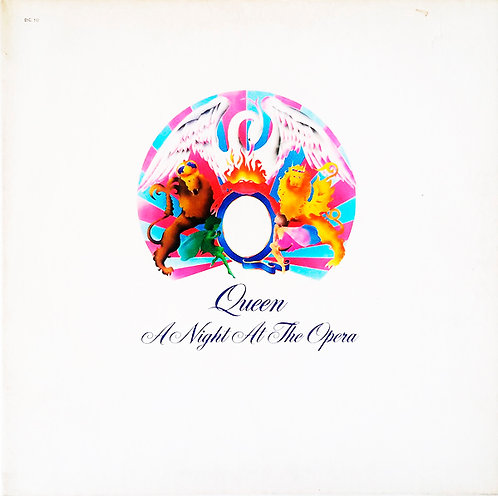 QUEEN LP A Night At The Opera (Gatefold Cover)