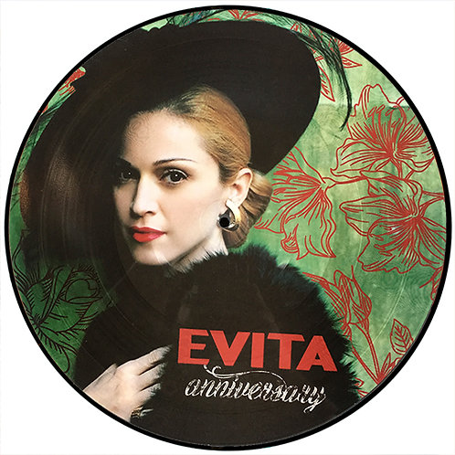 MADONNA LP Evita Anniversary (Picture Disc)