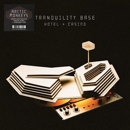 ARCTIC MONKEYS LP Tranquility Base Hotel + Casino
