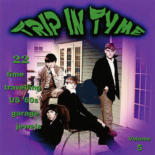 VARIOUS CD Trip In Tyme Volume 5