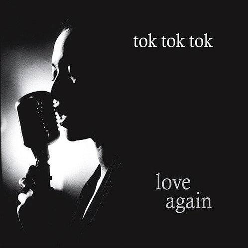TOK TOK TOK CD Love Again (Digipack)