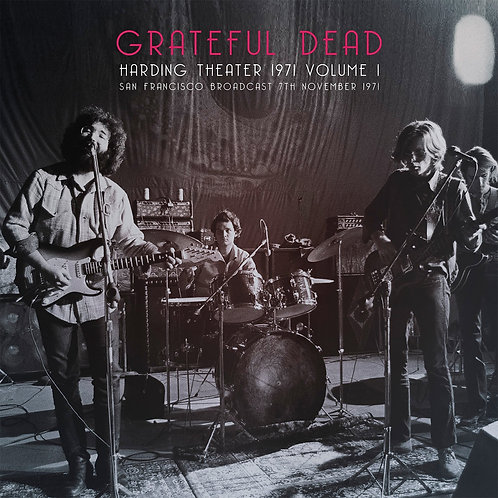 GRATEFUL DEAD 2xLP Harding Theater 1971 (Volume 1)