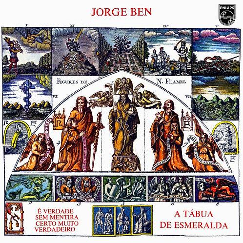 JORGE BEN LP A Tábua De Esmeralda